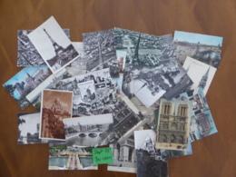 VL_147 - Déstockage Massif - Lot 30 CPSM Différentes - Département 75 - Paris - 5 - 99 Postkaarten