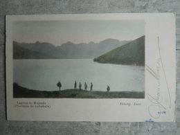 LAGUNA DE MOJANDA  ( PROVINCIA DE IMBABURA ) - Ecuador