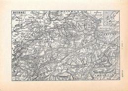 Suisse. Stampa 1954 - Vieux Papiers