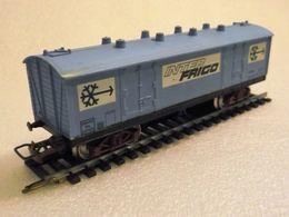 Wagon Couvert Inter Frigo SNCF / Jouef 6563 1:87/HO - Wagons Marchandises
