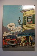 FRANQUIN    -SPIROU - MARSUPILAMI  - AUTOMOBILE   - Carte  N°44 - - Unclassified