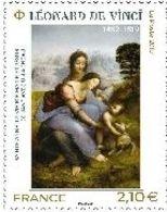 N° 5355 ** LEONARD DE VINCI - Unused Stamps