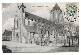 OUISTREHAM - L'eglise - Ouistreham