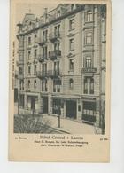 SUISSE - LUZERN - Hôtel Central - LU Lucerne