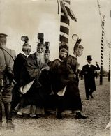 EMPEROR'S FUNERAL SHINTO PRIESTS  JAPON JAPAN 21 *16 Cm Fonds Victor FORBIN (1864-1947) - Famous People