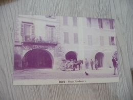 CPA Italia Italie Darfo Piazza Umberto I - Italia