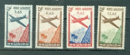 La Réunion  PA 2/5  *  B/TB - Luftpost