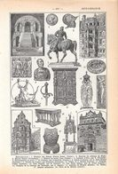 Renaissance. Stampa 1954 - Vieux Papiers