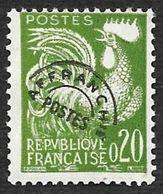 FRANCE  1960  -  Preo  120  -   Coq  0.20f  - NEUF** - Cote 3e - 1953-1960
