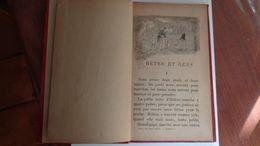 BÊTES ET GENS  Editions Boivin & Cie  1925  Illustré Petit.s.c - Maps/Atlas