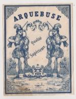 ARQUEBUSE QUALITE SUPERIEURE     C752 - Etiquettes