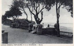 V48Pt    Mozambique Inhambane Maxixe Minerva Central Feira Do Livro - Mozambique