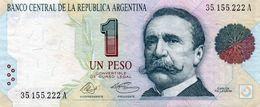 ARGENTINA 1 PESO 1992  P-339   UNC - Argentinien