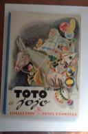 TOTO ET JOJO  G.Galbiati  Album Enfant  Edit.Les Enfants De France - Bücher, Zeitschriften, Comics