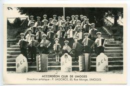 Limoges Accordéon Club De Limoges - Limoges