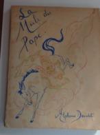 LA MULE DU PAPE A.Daudet Illustr. Laure Delvolvé Edit.  Rageot 1948 - Bücher, Zeitschriften, Comics