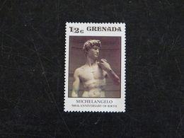 GRENADE GRENADA YT 632 ** - DAVID SCULPTURE MICHEL ANGE - Grenada (1974-...)