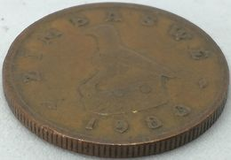 Moneda 1980. 1 Céntimo. Zimbabwe. KM 1. MBC - Zimbabwe