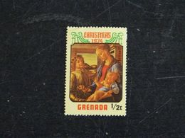 GRENADE GRENADA YT 541 ** - NOEL CHRISTMAS BOTICELLI - Grenade (1974-...)