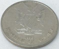 Moneda 1993. 10 Céntimos. Namibia. KM 2. MBC - Namibia