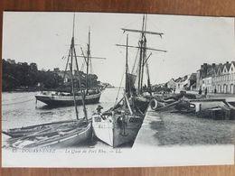 Douarnenez.le Quai De Port Rhu.édition LL 27 - Douarnenez