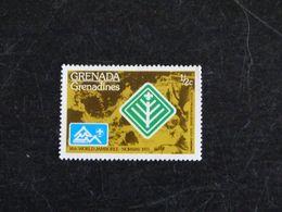 GRENADE GRENADA GRENADINES YT 82 ** - JAMBOREE EN NORVEGE SCOUT SCOUTISME - Grenade (1974-...)