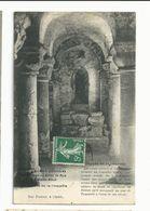 Vendée ,  Tiffauges  , Chateau De Barbe Bleue , Crypte De La Chapelle - France