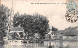 PISSY - Vue De La Mare Et L'Eglise - Francia