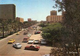 Saudi Arabia - Riyadh - Street Scene - Cars - Arabie Saoudite