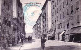 SAMPIERDARENA ( Genoa - Genova ) - Via Umberto - Genova (Genoa)