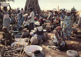 Haute-Volta - Le Marché De Boungou - Woman - Femme - Burkina Faso