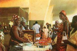Haute-Volta - Ouagadougou - Le Marché Aux Légumes - Woman - Femme - Burkina Faso