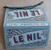 """Carnet De Papier à Cigarettes """"  LE NIL  """"  N° 33  - Joseph Bardou & Fils (  Job  ) - Etuis à Cigarettes Vides"""