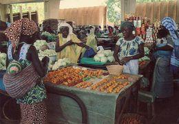 Haute-Volta - Ouagadougou - Le Marché Couvert - Woman - Femme - Burkina Faso