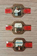 Bagues BOGAERT CIGARS Paus Johannes Paulus II / Pape Jean-Paul II N°7 13 24 (A1P1L3) - Bagues De Cigares