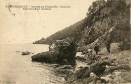 CPA - THEOULE - POINTE DE L'AIGUILLE - ESTEREL - France