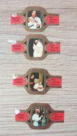Bagues BOGAERT CIGARS Paus Johannes Paulus II / Pape Jean-Paul II N°8 14 19 21 (A1P1L4) - Bagues De Cigares