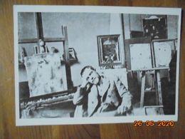 Paul Klee Dans Son Atelier Au Bauhaus De Weimar. 1925. Hazan 1687 - Entertainers