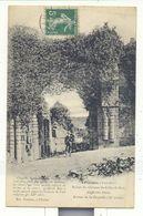Vendée , Tiffauges , Ruine Du Chateau De Gilles De Rais, Ruine De La Chapelle - France