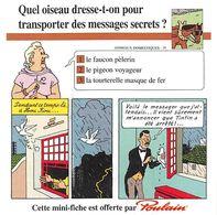 Tintin 9 Images Chocolat Poulain - Livres, BD, Revues