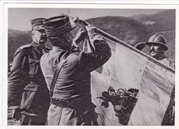PHOTO DE PRESSE ORIGINALE 14 / 18 WW1 LE GENERAL FRANCHET D ESPEREY EN 1919 - Krieg, Militär