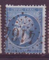 GC 4164 Vertou (Loire Inférieure) Sur Empire N°22 - 1849-1876: Classic Period