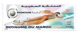 Maroc / Morocco - Timbre Prioritaire 2011 Neuf** / MNH - Y&T N° 1625** - Maroc (1956-...)