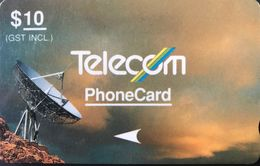 NOUVELLE-ZELANDE  -  Phonecard  - Telecom Corporation Of New Zealand Limited  - $ 10 - New Zealand