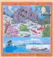 "CHINA TinTin Puzzle ""CHI-TEL-TIP-218"" - Neu - China"