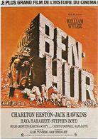 CPM - Editions F. NUGERON - E 117 - BEN-HUR - Le Plus Grand Film De L'Histoire Du Cinéma - Posters On Cards