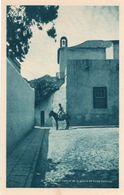 V48Pt    Espagne Las Palmas Lateral De La Iglesia De Sto Domingo - Gran Canaria