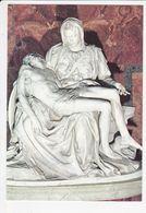 CITE DU VATICAN, Basilique St Pierre, La Pieta, La Pitié De Michelangelo, Ed. MA.PI.R. 1971 - Vatican