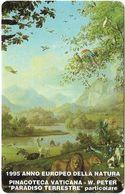 Vatican - Anno Europeo Della Natura - 10.000V₤, 1995, 13.000ex, Mint - Vaticano
