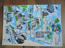 67 Bas Rhin. Basse Alsace. Illustration De Homaulk. Gaby 1 - Non Classés